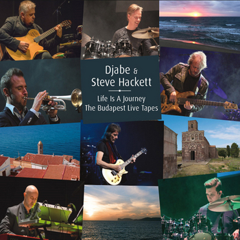 Djabe & Steve Hackett - The Budapest Live Tapes - 2018.jpg