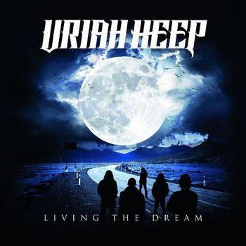 Uriah Heep - Living The Dream - 2018.jpg
